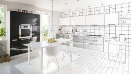 Super Design of Kitchen cabinets