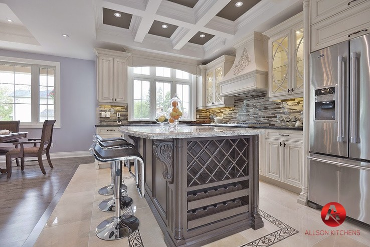 Main pic-traditional kitchen