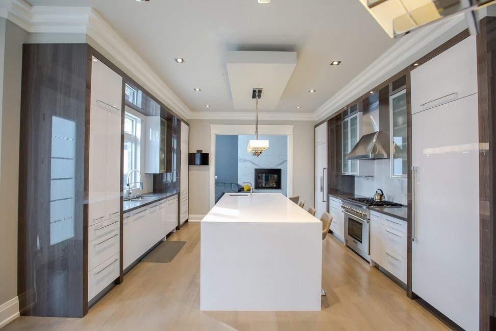 Cabinet Door Styles For Contemporary Kitchens Allson Kitchens