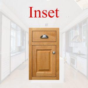 Kitchen Cabinet Door Style, Inset