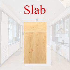 Kitchen Cabinet Door Style, Slab