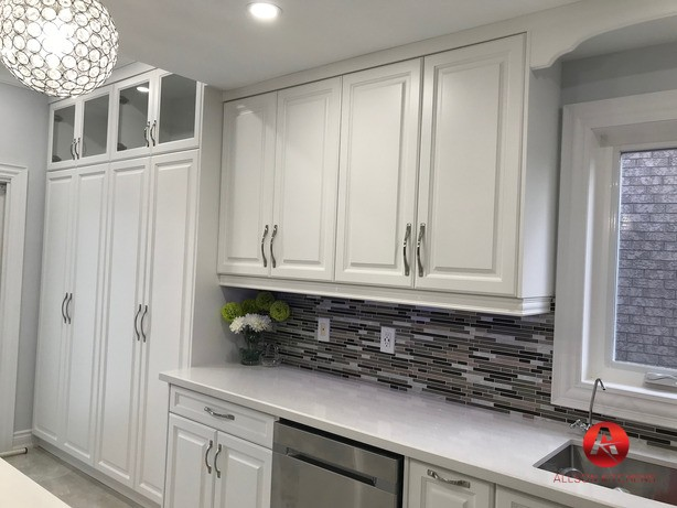 Custom Kitchen Cabinets Nelia Karl