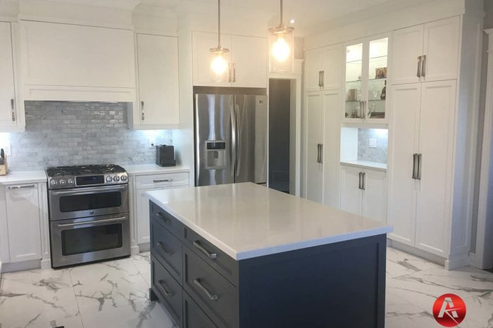 kitchen cabinet doors Milena